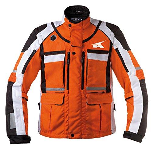 AXO MX6T0013-O00 Stone Veste, Taille 3XL, Orange