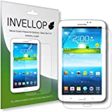 INVELLOP Samsung Galaxy Tab 3 7.0 Crystal Clear HD 3-pack Screen protectors 7inch tablet