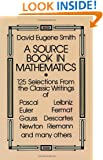 A Source Book in Mathematics (Dover Books on Mathematics)