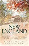 img - for New England: Mockingbird's Song/Retreat to Love/Mountaintop/Sea Escape (Inspirational Romance Collection) book / textbook / text book