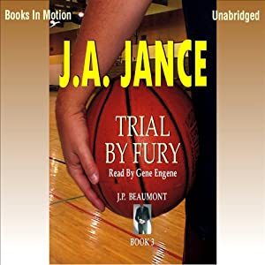 Trial by Fury Audiobook