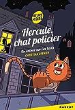 """Afficher """"Hercule chat policier : Un voleur sur les toits"""""""