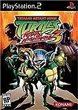 Teenage Mutant Ninja Turtles 3: Mutant Nightmare - PlayStation 2