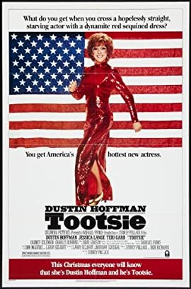 Tootsie Movie Poster #01 11x17 Heavy Stock Print
