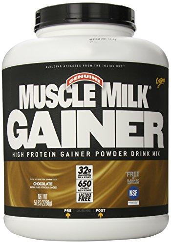 CytoSport - Muscle Milk Gainer 2,27 kg - cioccolato