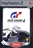 Video Games - Gran Turismo 4 [Platinum]
