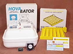 HovaBator Advanced Egg Incubator Combo