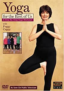 Yoga for the Rest of Us with Peggy Cappy