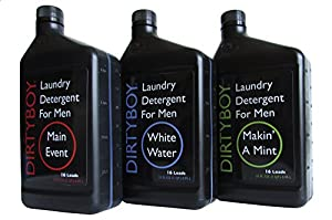 DIRTYBOY Variety 3 Pack 32oz Bottles