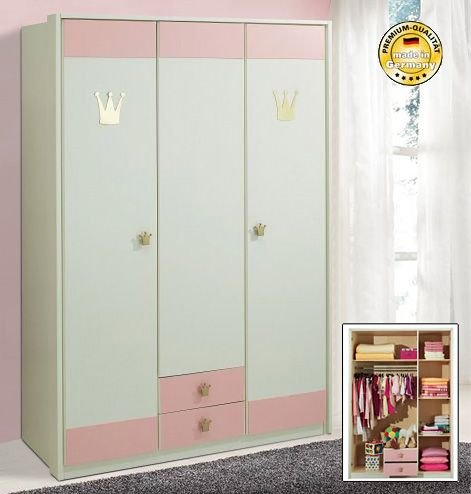 kleiderschrank f r kinder was. Black Bedroom Furniture Sets. Home Design Ideas