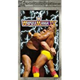WWF: WrestleMania IV [VHS] ~ Randy Savage
