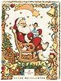 "Niederegger Adventskalender Motiv ""Weihnachtsmann"", 1er Pack (1 x 500 g)"