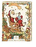 Niederegger Adventskalender Motiv 'Weihnachtsmann', 1er Pack (1 x 500 g)