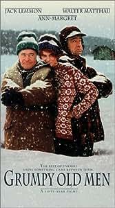 Grumpy Old Men [VHS]