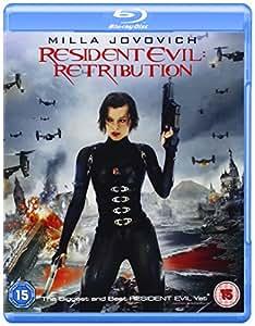 Resident Evil: Retribution (Blu-ray + UV Copy) [2012]