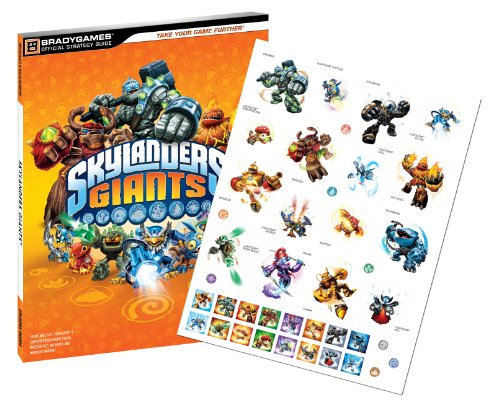 Skylanders Giants Official Strategy Guide
