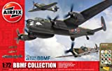 Toy - Airfix A50116 Battle of Britain Memorial Flight Collection - Spitfire, Hurricane and Lancaster 1:72 Scale Plastic Model Gift Set