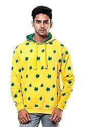 Enquotism All Over Print Sweatshirt with Hood