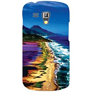 Samsung Galaxy S Duos 7562 Back Cover - Mountain View Designer Cases