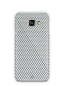 YuBingo Small Rectangular Pattern Mobile Case Back Cover for Samsung Galaxy A3 2016