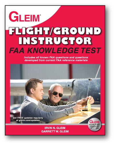 Flight/Groung Instructor FAA Knowledge Test (Flight Ground Instructor)