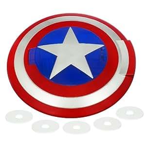 Marvel Captain America Disc Launching Shield