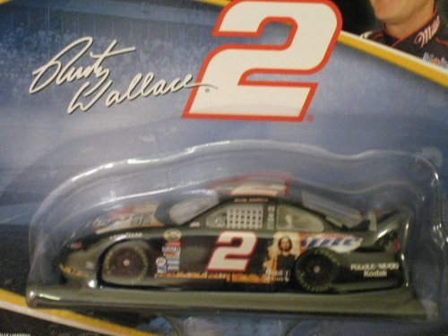 Winner's Circle #2 Rusty Wallace Nascar Miller Light Dodge Short Card - 1