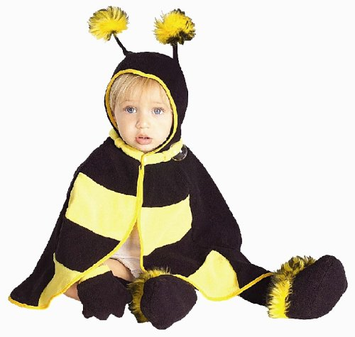 Lil' Bee Infant Costume - Kid'S Costumes front-506503