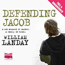 Defending Jacob Audiobook by William Landay Narrated by Eric Meyers