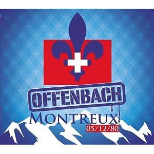 Offenbach – Montreux 05/12/80