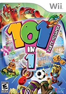 101-in-1 Party Megamix - Wii Standard Edition