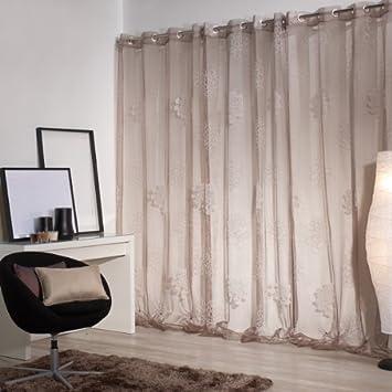 San carlos vidina cortina modernas ollados met licos - Cortinas online baratas ...