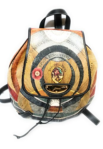borsa zaino gattinoni plan backpack multicolor