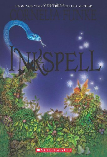 Inkspell (Inkheart Trilogy) book cover
