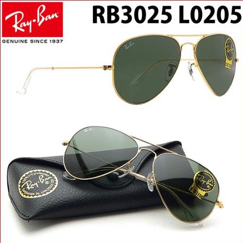 【レイバン国内正規品販売認定店】Ray-Ban(レイバン RayBan)サングラス RB3025 L0205 CLASSIC METAL クラシックメタル