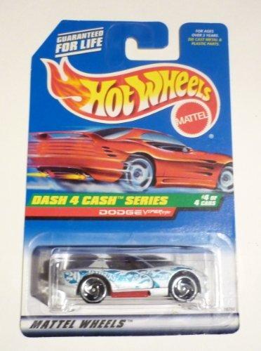 Hot Wheels - 1997 - Dash 4 Cash Series - Dodge Viper Rt/10 - 1