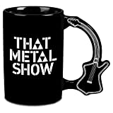 That Metal Show: Logo Guitar Mug