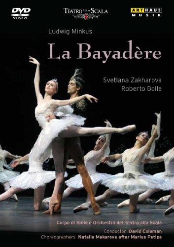 Minkus: La Bayadere (Teatro Scala) (Arthaus: 107301) [DVD] [2012] [NTSC]