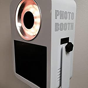T20 Media Photo booth Aluminium Shell