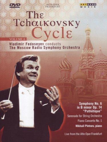 Tchaikovsky Cycle Vol.6 [DVD] [2007]