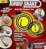 NEW TURBO SNAKE DRAIN HAIR REMOVAL TOOL SINK SNAKE!!