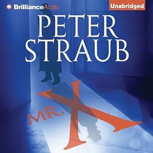 Mr. X | [Peter Straub]