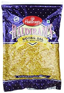 Haldiram Moong Dal, 14.12 Ounce (Pack of 5)