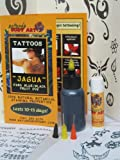 Jagua 20ml Kit (6 Detailing Tips) Over 150 Designs- Made in Usa- Support Non-profit