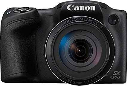 Canon PowerShot SX430 IS Digital Camera Image