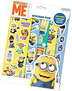 Anker Despicable Me Fun Stickers
