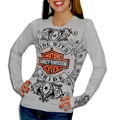 Harley-Davidson Womens Button
