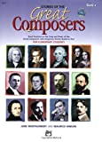 img - for Stories of the Great Composers (Book & CD) (Learning Link) book / textbook / text book