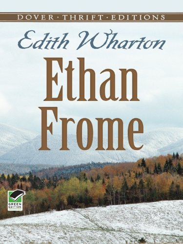 the world of silence surrounding ethan frome