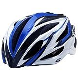 GVR G-101 サイクルヘルメット JCF公認 13 クリスタル/ブルー 54-60cm